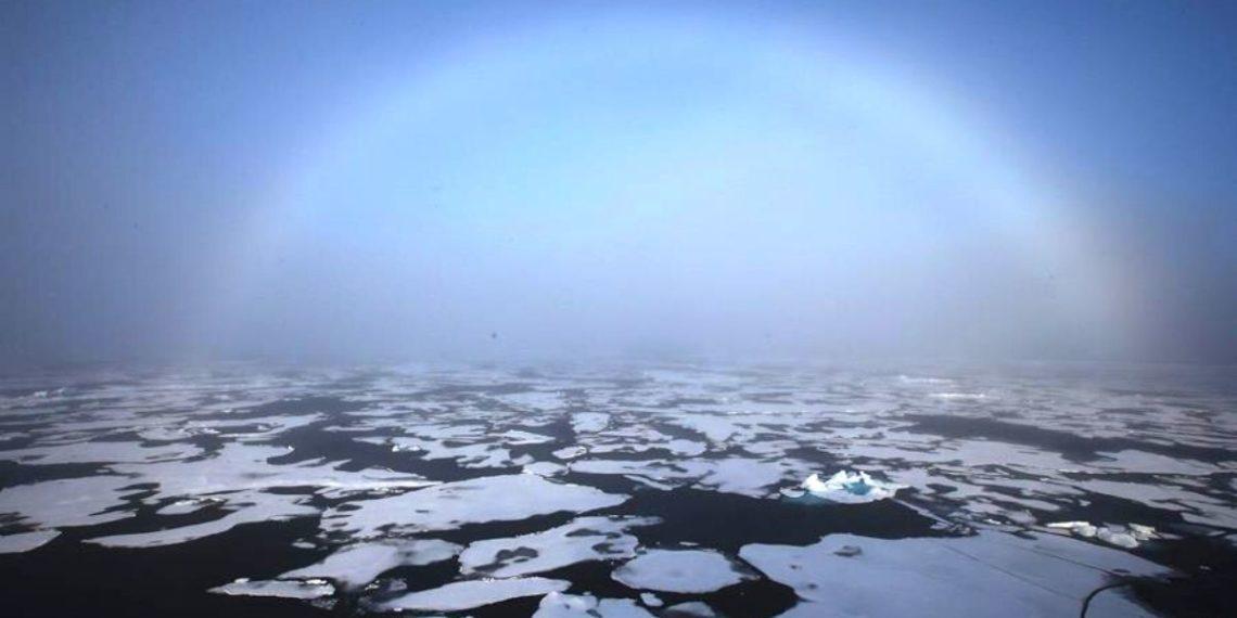 El hielo del Ártico está disminuyendo dos veces más rápido de lo que se pensaba.