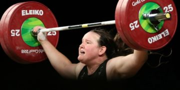 Laurel Hubbard, la primera atleta transgénero de la historia que competirá en unos Juegos Olímpicos