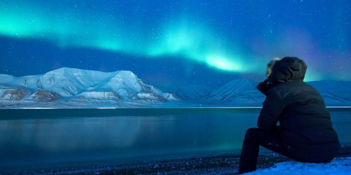 Valentina Miozzo, la mujer que vivió sola en el Ártico durante la pandemia