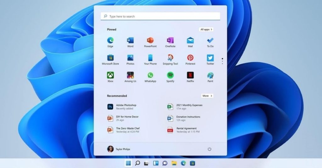 Windows 11 nuevo sistema operativo de Microsoft