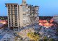 edificio residencial colapsa en Miami