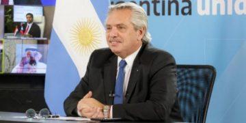 Alberto Fernández y los argentinos, mexicanos y brasileños