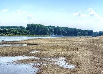 La mayoría de ríos en el mundo se están secando una vez al año