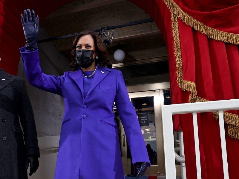 Amor es amor: Kamala Harris es la primera vicepresidenta de EE.UU. en asistir a la 'Pride Parade'