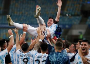 Argentina se alzó con la Copa América