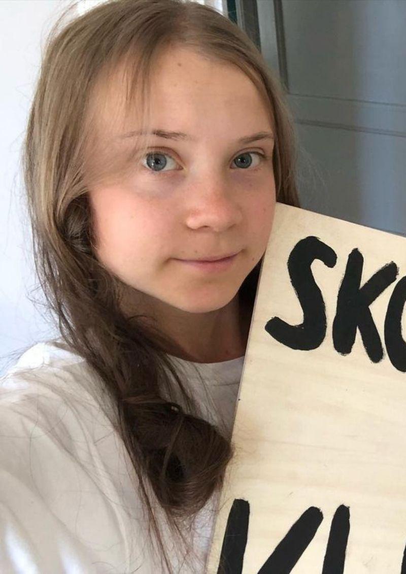 Greta Thunberg envió duro mensaje tras incendio en Golfo de México