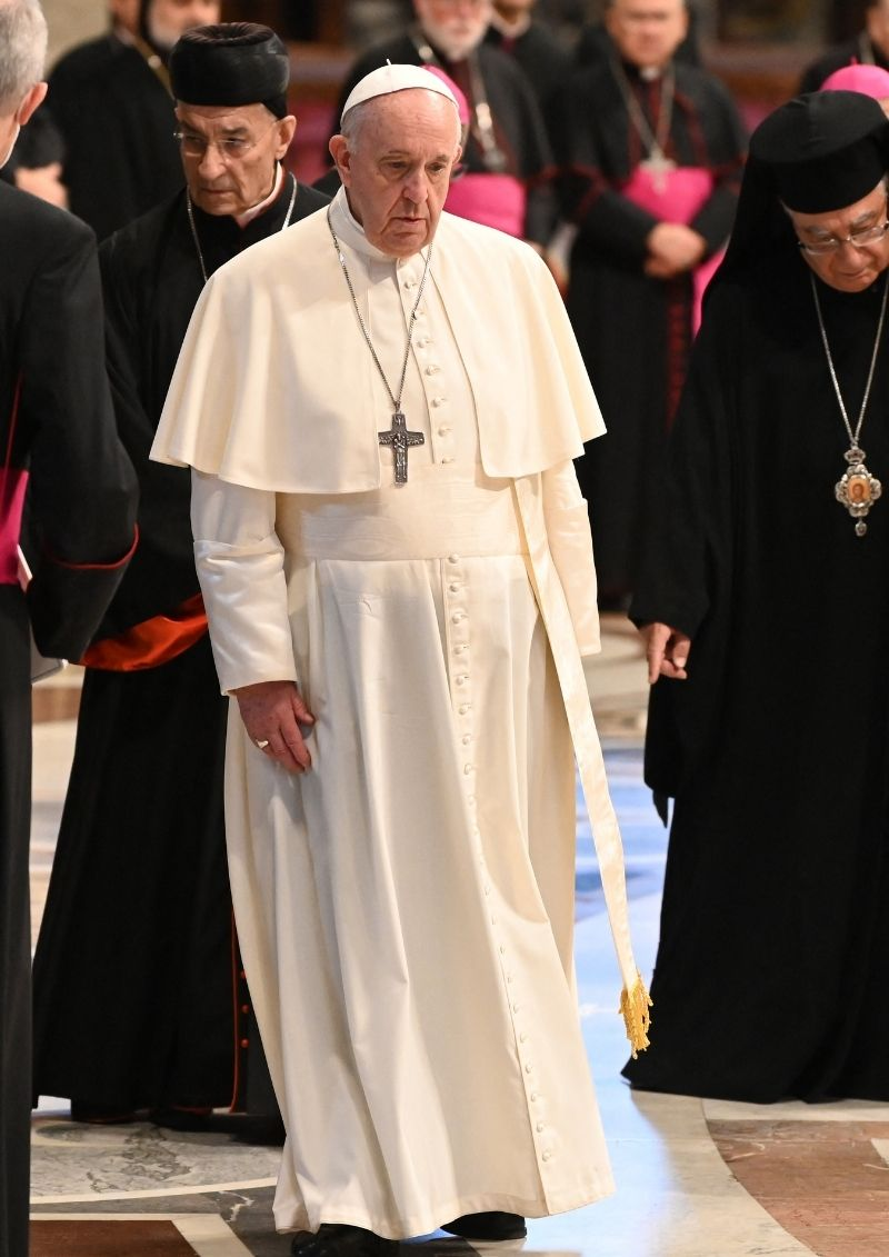 El Papa Francisco será operado