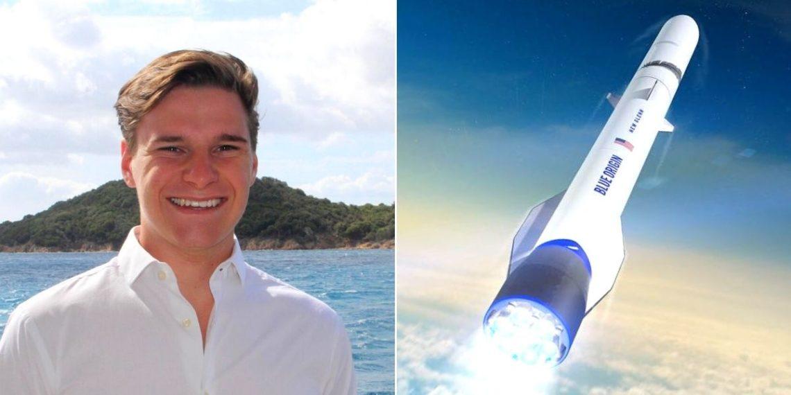 Oliver Daemen, el astronauta más joven en viajar al espacio