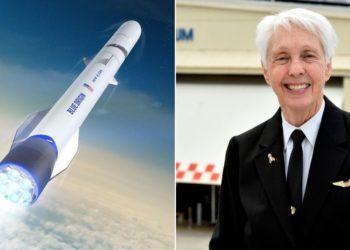 Wally Funk, la abuela que viajará al espacio en un vuelo de Blue Origin