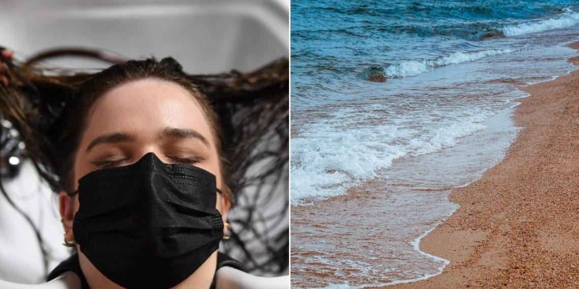 el cabello puede ayudar al planeta limpiando agua contaminada