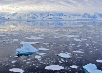 récord de temperatura en la Antártida