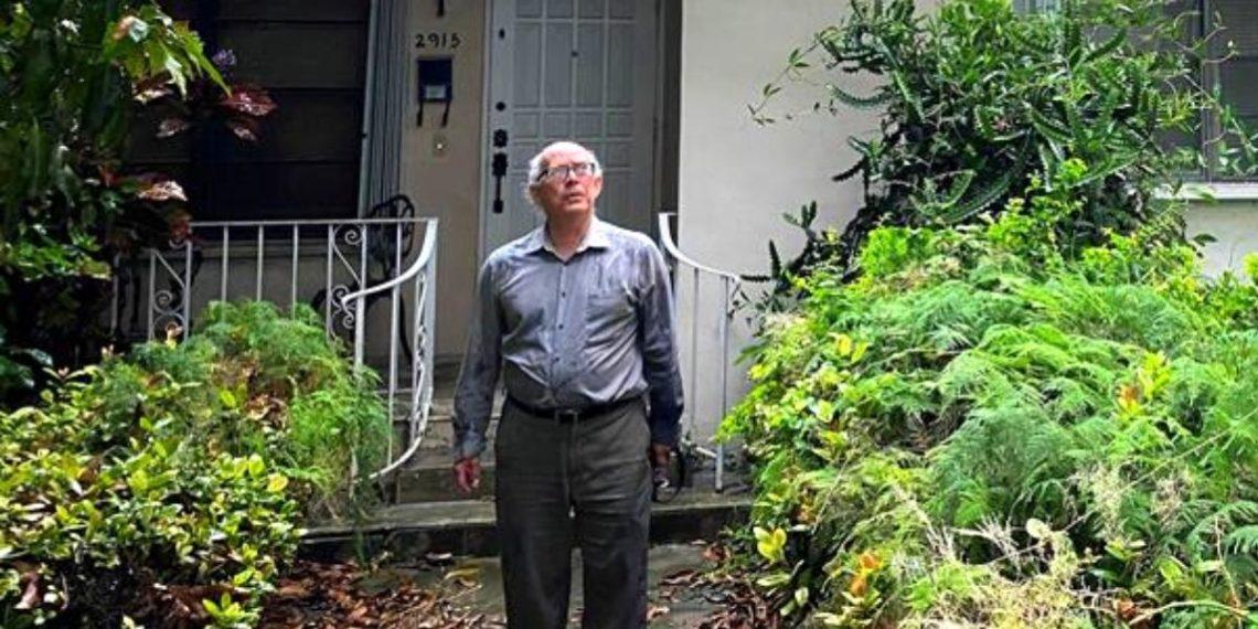 hombre se niega a vender su casa a constructores en Florida