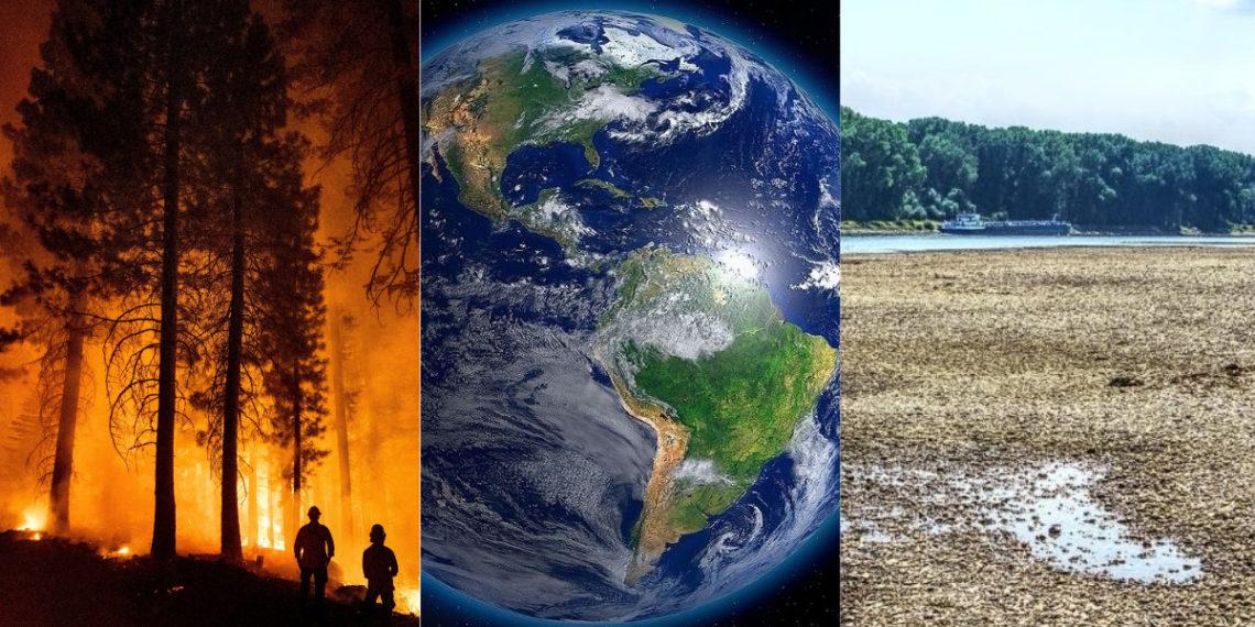 La humanidad agotó los recursos anuales disponibles de la Tierra cinco meses antes de que se acabe el año. Foto: AP/ Pixabay