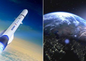 Turista espacial con Blue Origin y Virgin Galactic