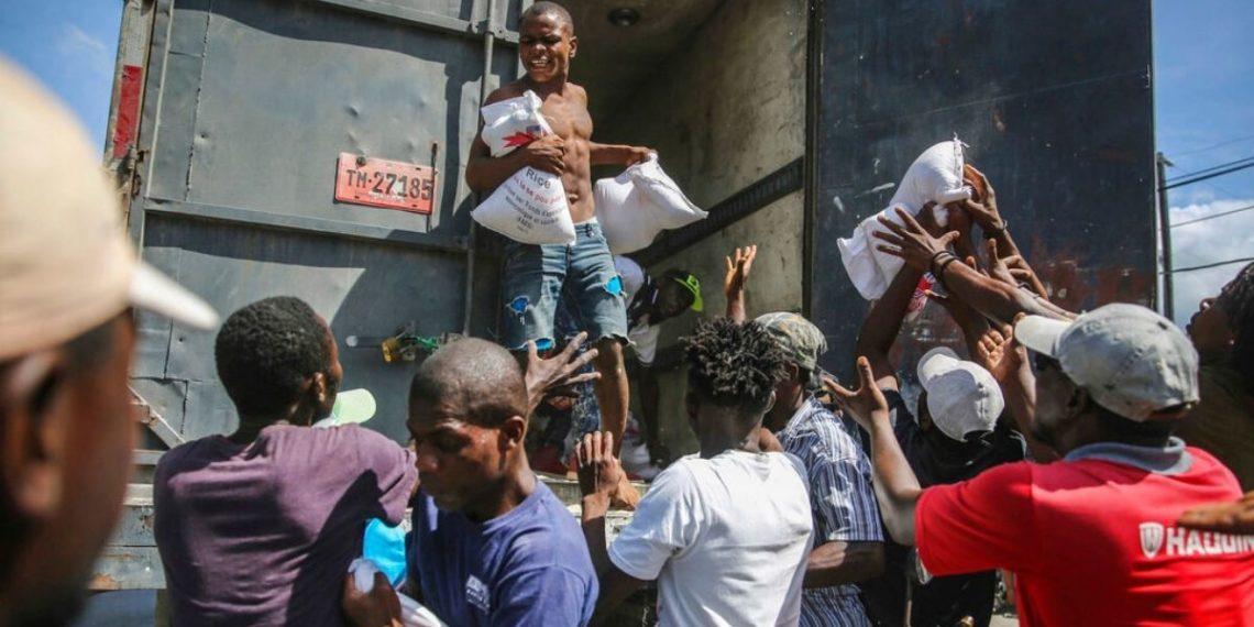 América Digital Ayudas humanitarias Haití 2021