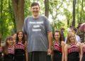 Murió Igor Vovkovinskiy hombre más alto de Estados Unidos Foto: AP