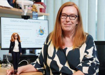 Barbie rinde homenaje a científicas y médicas con una nueva colección de muñecas para inspirar a las niñas. Foto: EFE