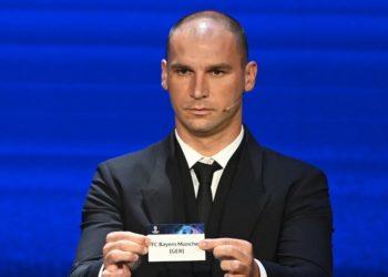 Así quedó el sorteo de la Champions League