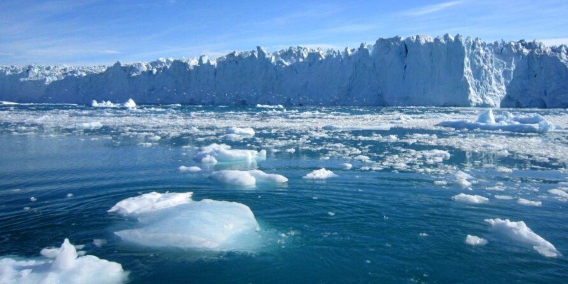 Grave ola de calor en Groenlandia provoca un derretimiento masivo