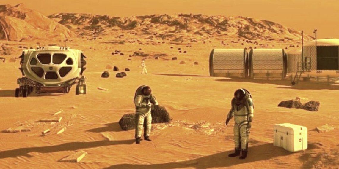La NASA busca personas para vivir en condiciones simuladas de Marte
