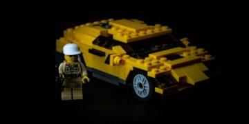 LEGO fabrica un automóvil real