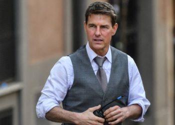 roban vehículo de Tom Cruise