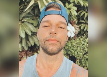Ricky Martin. Foto: Instagram @rickymartin