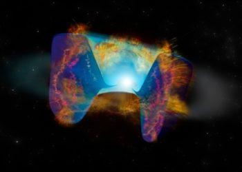 Científicos descubren supernova