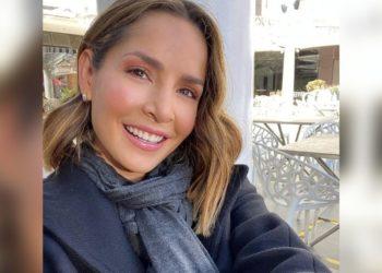 La actriz Carmen Villalobos hablo sobre la maternidad. Foto: cvillaloboss/ Instagram