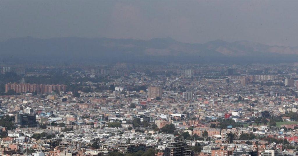 contaminación del aire en Latinoamérica
