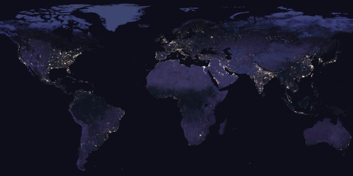 Luces LED ha disparado la contaminación lumínica del planeta