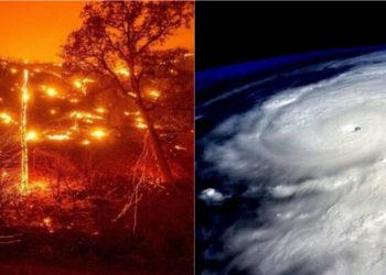 Los desastres naturales en el planeta