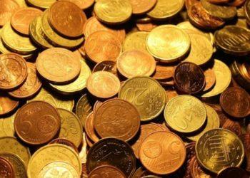 Joven renunció a su trabajo y le pagaron lo que le debían con monedas. Foto: Pixabay