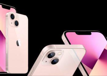 Apple presentó el nuevo iPhone 13.