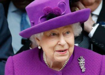 Protocolo muerte Isabel II