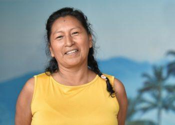 Celia Umenza: una indígena colombiana lucha por el agua en el país más letal para ambientalistas