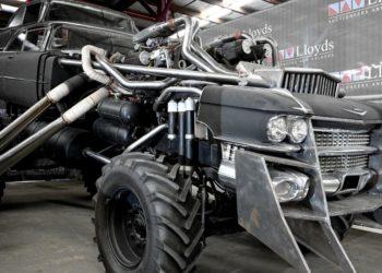 america digital subastan autos mad max furia en el camino foto AFP
