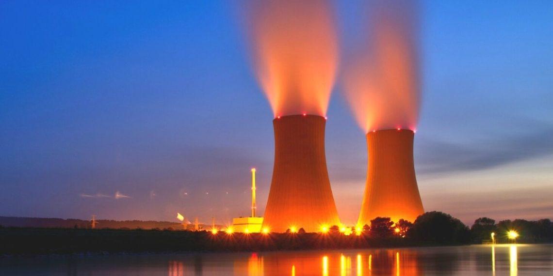 energía nuclear para combatir el cambio climático
