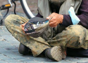 hombre fingió tener discapacidad en ciudad de México