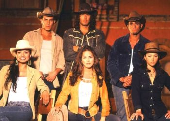 El elenco de la exitosa novela 'Pasión de Gavilanes' tuvo un reencuentro para empezar las grabaciones de la segunda parte. Foto: Telemundo.
