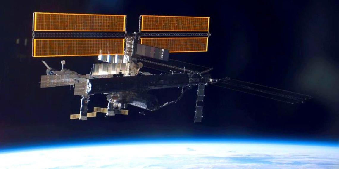 grabar película en el espacio