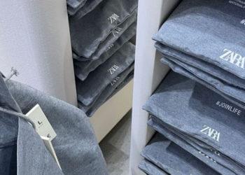 Apuesta ecológica: Zara cambia sus bolsas de papel por una versión en tela
